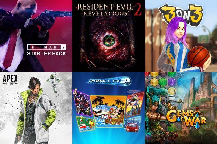 Juegos gratis de PS4 en 2019