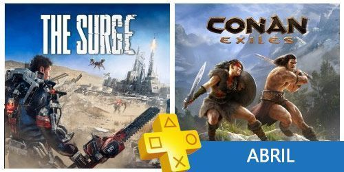 Juegos gratis ps plus abril 2019