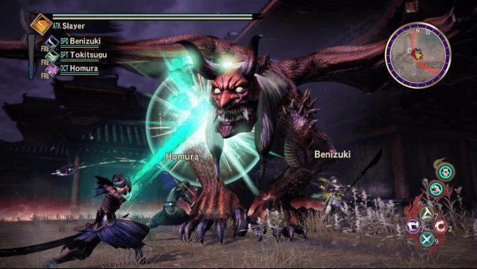 Toukiden 2 free Alliances Version  - juegos gratis PS4