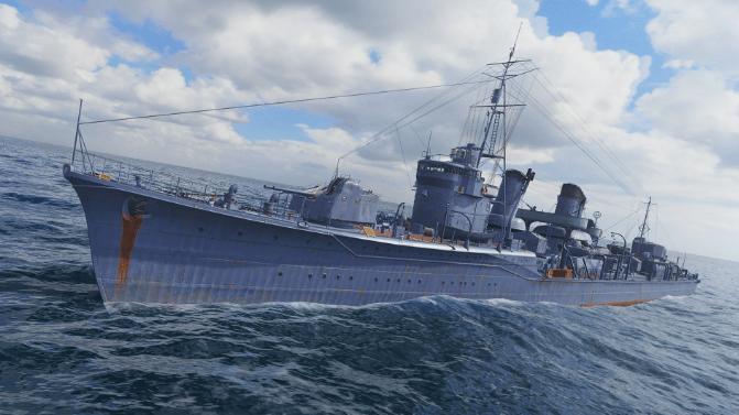 World of warships: Legends - juegos gratis PS4