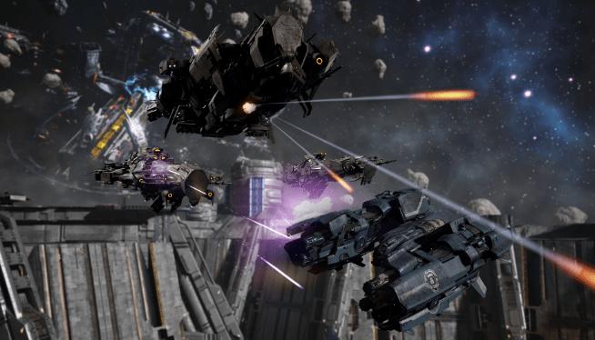 Dreadnought - juegos gratis PS4