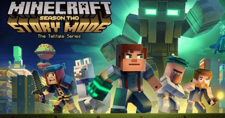 Minecraft: Story mode - Season Two - Episode 1  - juegos gratis PS4