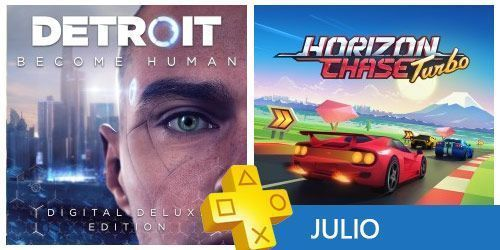 Juegos gratis ps plus julio 2019