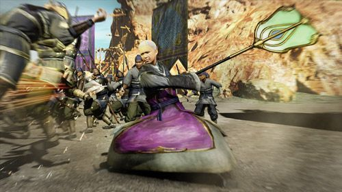 Dynasty Warriors 8 Empires Free Alliances Version  - juegos gratis PS4