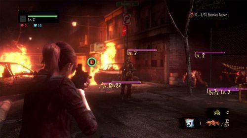 Resident Evil Revelations 2 (Episodio 1: Colonia penal)  - juegos gratis PS4