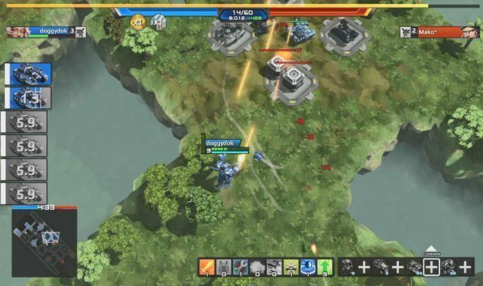 AirMech Arena - juegos gratis PS4
