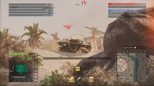 Armored warfare - juegos gratis PS4