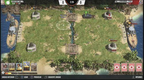 Battle Islands: Commanders- juegos gratis PS4
