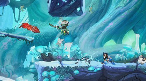 Brawlhalla- juegos gratis PS4