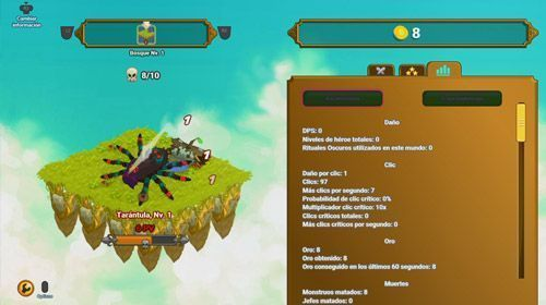 Clicker Heroes- juegos gratis PS4