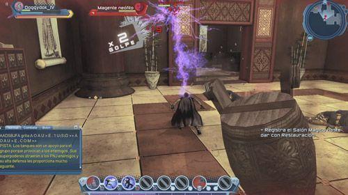 DC Universe Online Free to play - juegos gratis PS4
