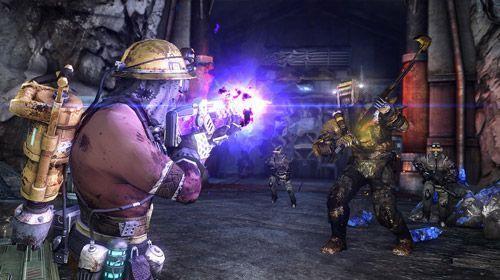 Defiance 2050  - juegos gratis PS4