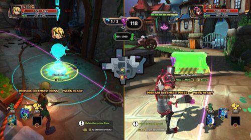 Dungeon defenders II  - juegos gratis PS4