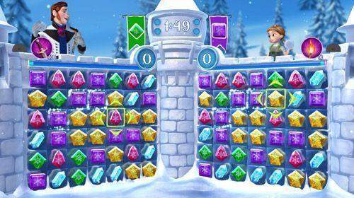 Frozen Free Fall - Batalla de bolas de nieve - juegos gratis PS4