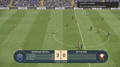 Pro Evolution Soccer 2019 Lite  - juegos gratis PS4