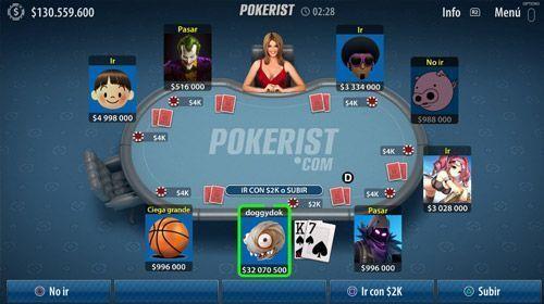 Texas Hold'em The Pokerist - juegos gratis PS4