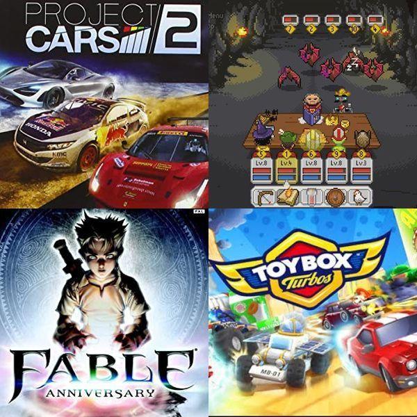 Juegos gratis con xbox live gold en abril de 2020