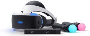 gafas-realidad-virtual-PS-VR-con-mandos-y-cámara