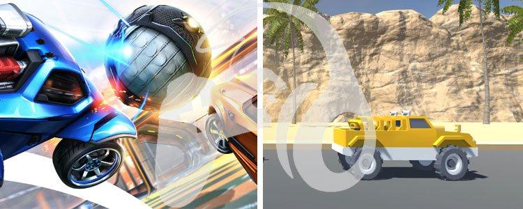 Juegos de carreras de coches gratis para PS4