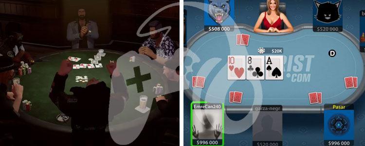 los mejores juegos gratis de poker para ps4