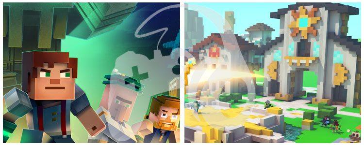 Juegos tipo Minecraft Gratis para PS4