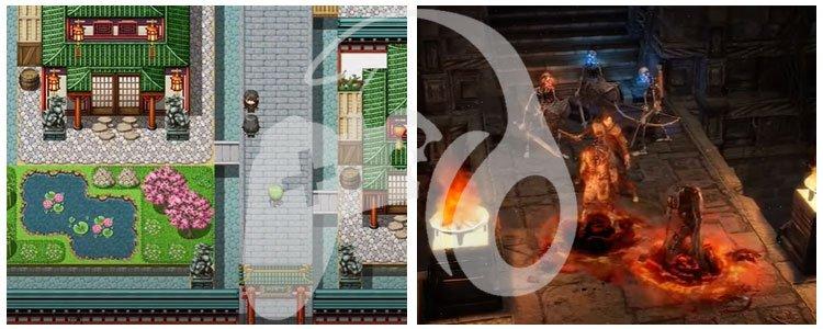 Mejores juegos de Rol RPG Gratis para PS4
